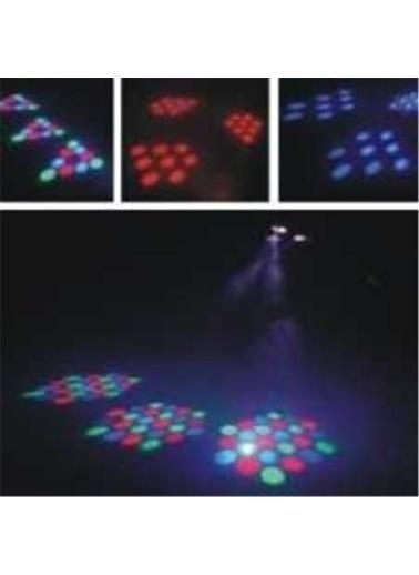 Eclips Prisma 3 Aynalı Gobolu Led Efekt Işık Sistemi Renkli
